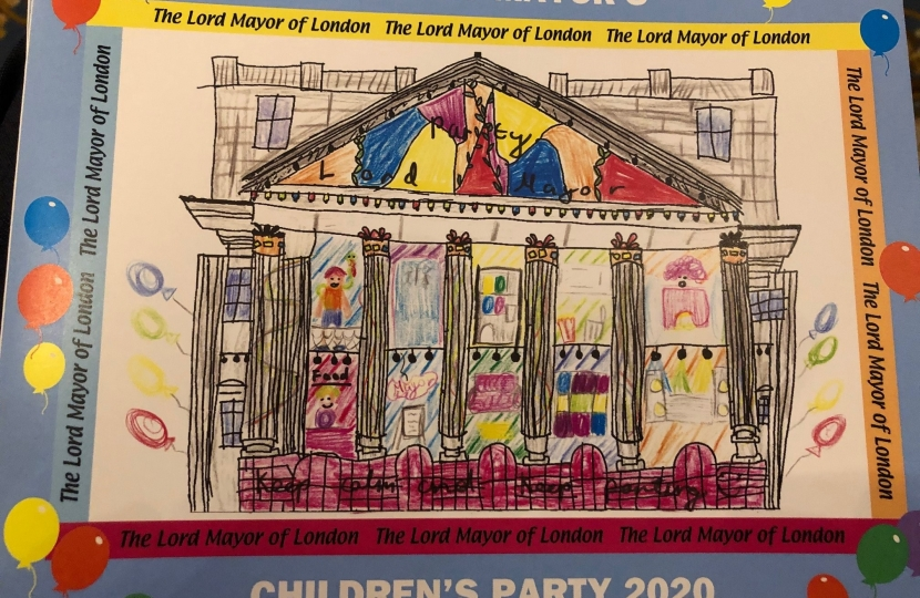 Lord Mayor Children Party